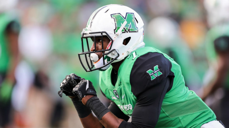 Marshall 2018 Betting Preview: Defense Will Be C-USA's Best Again article feature image