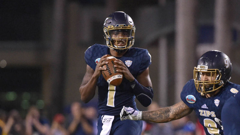 Akron 2018 Betting Preview: Major Regression Coming for the Zips article feature image