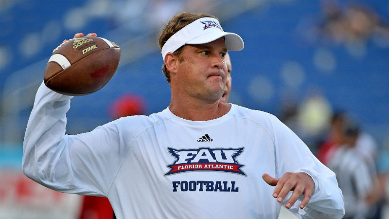 Florida Atlantic 2018 Betting Preview: All Aboard The Lane Train article feature image