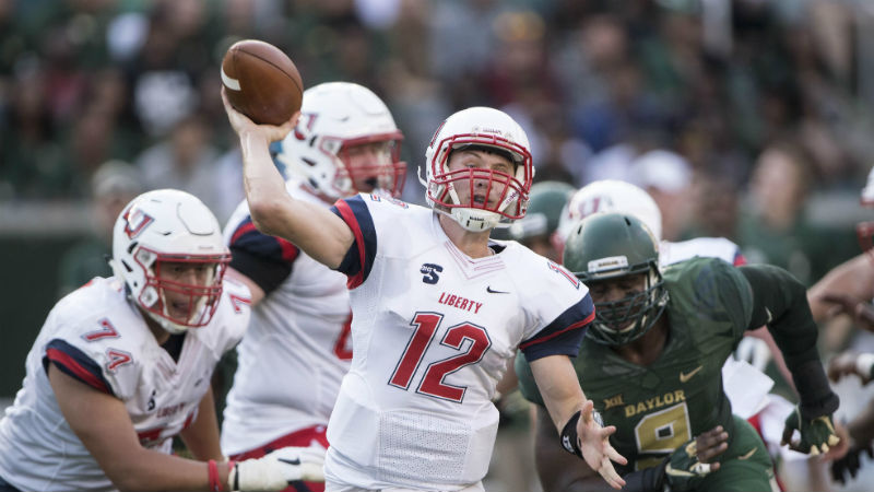 Liberty 2018 Betting Preview: Flames Should Make Smooth FBS Transition article feature image