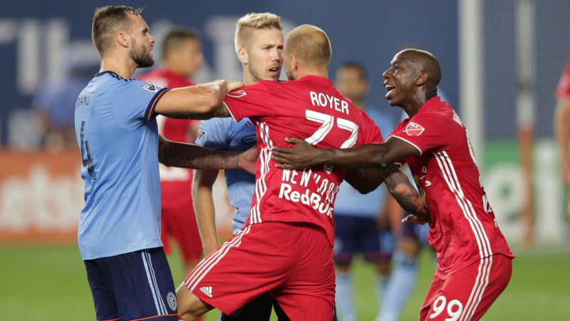 MLS Betting: How to Bet Wednesday's New York Derby article feature image