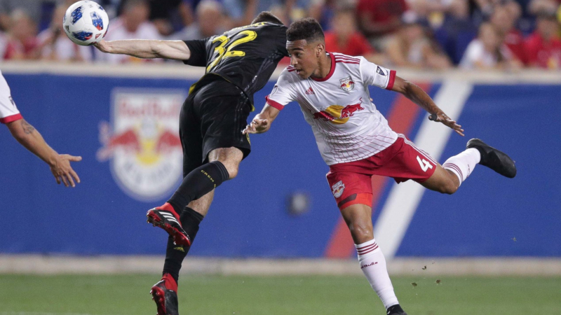 MLS Betting Preview: Value on New York Red Bulls vs. Los Angeles FC article feature image