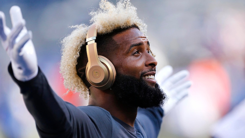 How Much Is Odell Beckham Jr. Worth Toward the Point Spread? article feature image