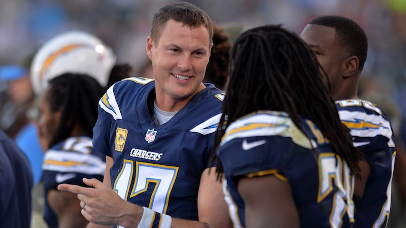 2018 Los Angeles Chargers Betting Odds & Season Preview: Philip Rivers Can Get Back to 10 Wins article feature image