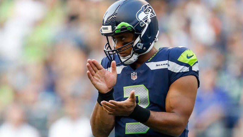 2018 Seattle Seahawks Betting Odds & Season Preview: Russell Wilson Can Carry Them to 8 Wins article feature image