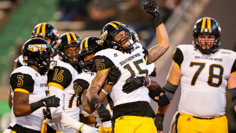 Southern Miss 2018 Betting Preview: Golden Eagles Starting From Scratch article feature image