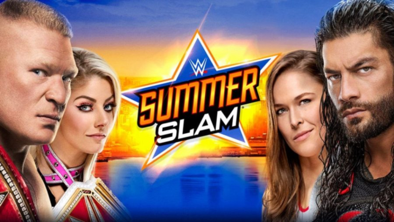 Wilson: WWE SummerSlam Expecting Wild Lesnar, Rousey Line Movement article feature image
