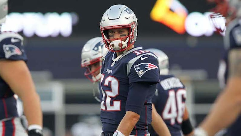 Panthers vs. Patriots Preseason Betting Odds: Brady, Cam Have Week's Highest Over/Under article feature image