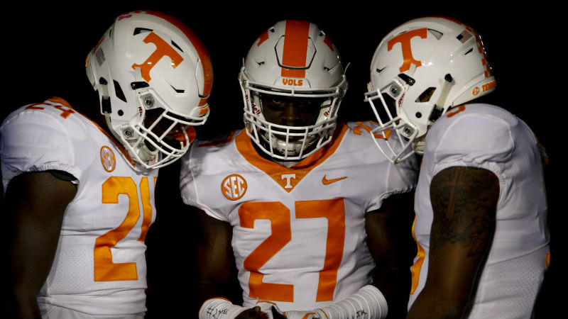 Tennessee 2018 Betting Preview: Rebuilding Vols Will Not Cash the Over article feature image