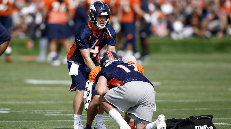 Vikings vs. Broncos Preseason Betting Odds: Case Keenum Seeks Revenge article feature image