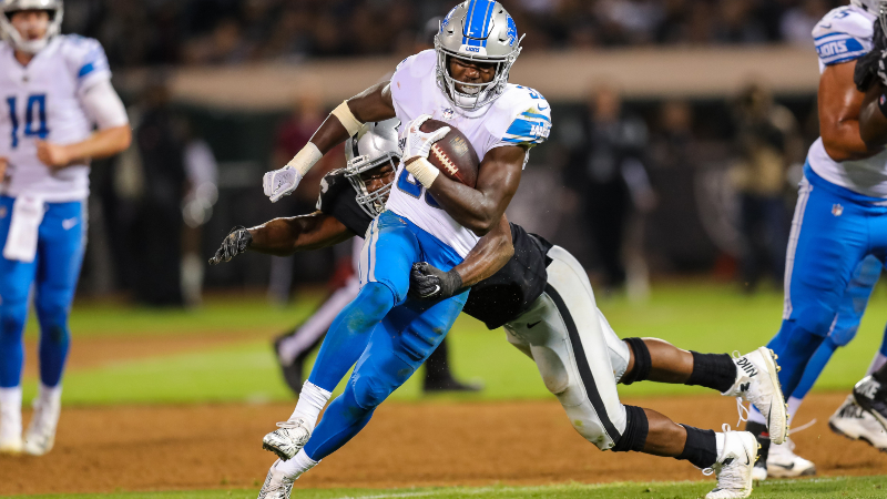 Kerryon Johnson Fantasy Football Rankings, 2019 Projections, Analysis, More article feature image