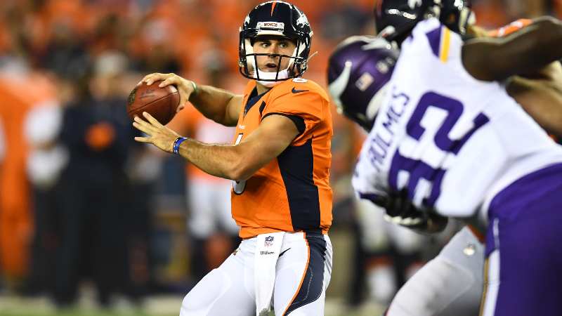 Fantasy Football, Betting Lessons from Saturday's 2 Preseason Games: Chad 'Swag' Kelly Steals the Show article feature image