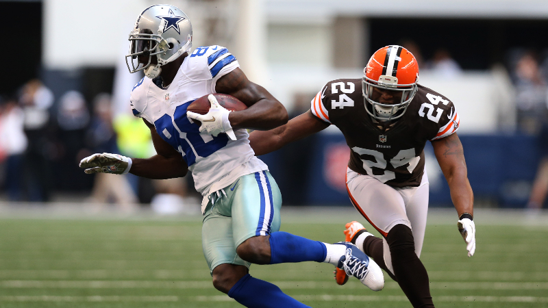 Browns Are the Odds-On Betting Favorite to Land Dez Bryant article feature image