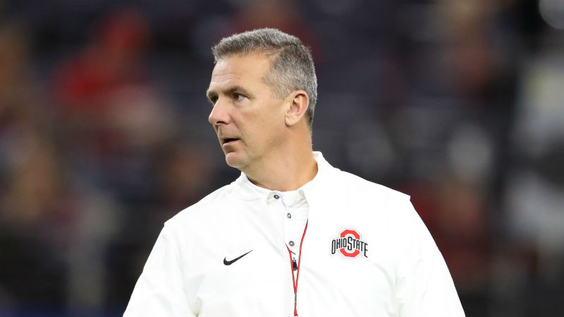 Will Urban Meyer Get Fired? 2 Sportsbooks Post Wildly Different Odds article feature image