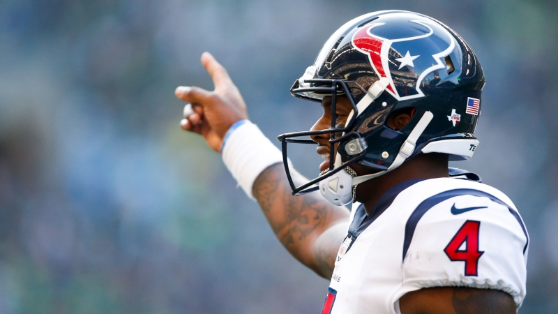 Texans vs. Chiefs Preseason Betting Odds: Deshaun Watson's Return article feature image