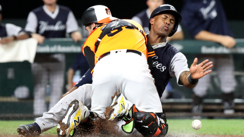 Sunday Night Sharp Report: How Pros Are Betting Yankees-Orioles article feature image