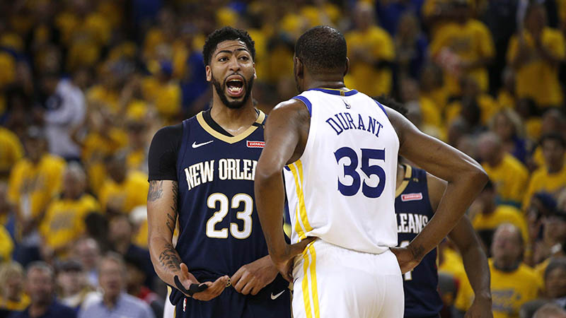 2018-19 NBA MVP Odds: The Revolution Against The King article feature image