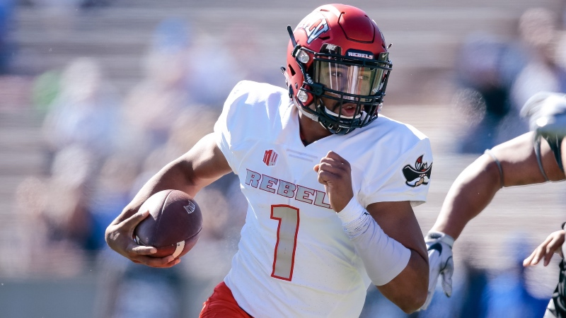 UNLV 2018 Betting Preview: Runnin' Rebs Bowl Bound With Armani Rogers article feature image