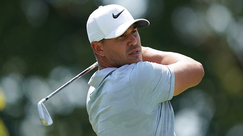 PGA Championship Final Round Odds: Brooks Koepka Clear Favorite to Win Third Major article feature image