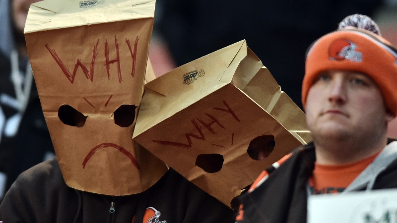 Is There Value Betting an NFL Team to Go Winless Again This Season? article feature image
