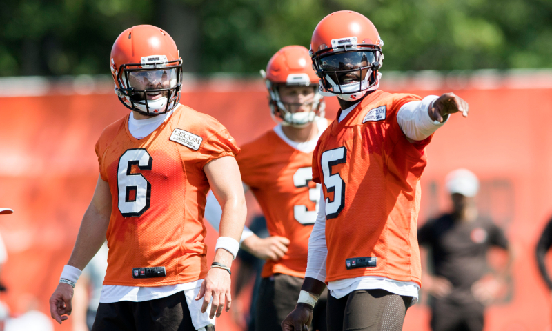 Bettors in Vegas Are Buying the 2018 Cleveland Browns article feature image