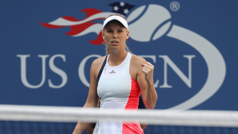 2018 WTA US Open Betting Preview: Handicapping Wozniacki's Wide-Open Quarter article feature image