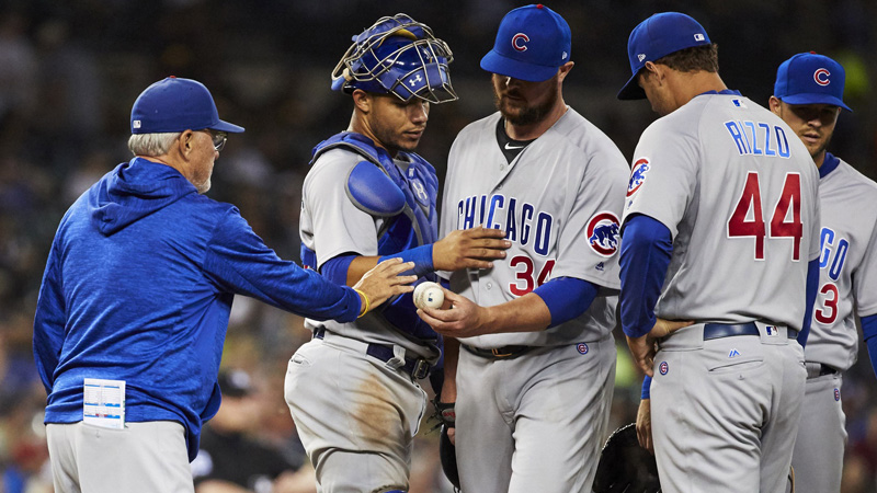 Monday Sharp Report: Pros Betting Mets-Cubs, Two Other Games article feature image