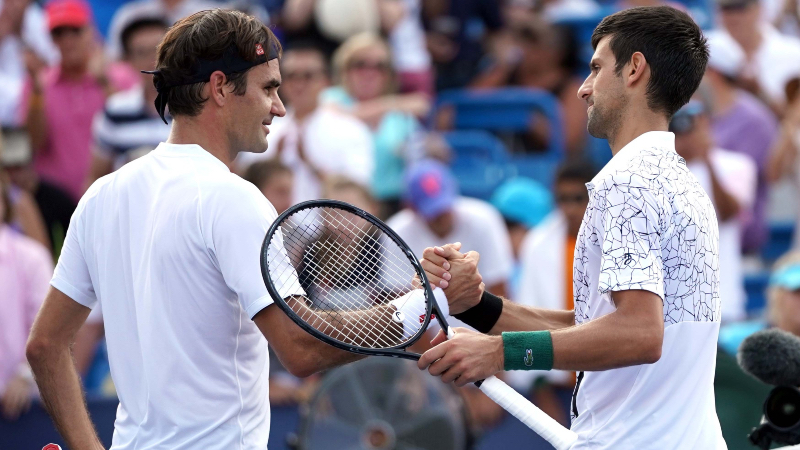 2018 ATP US Open Quarterly Betting Preview: Federer and Djokovic on a Collision Course article feature image
