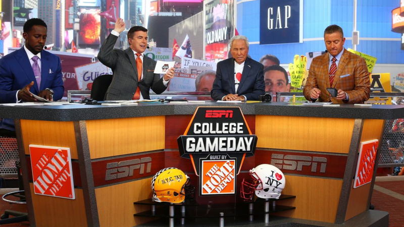 Marky's Malarkey: I've Never Watched an Entire College Football Game, But I'll Still Bet It article feature image