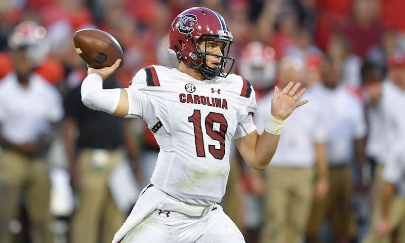 South Carolina 2018 Betting Preview: Bentley-Samuel Connection Not Enough article feature image