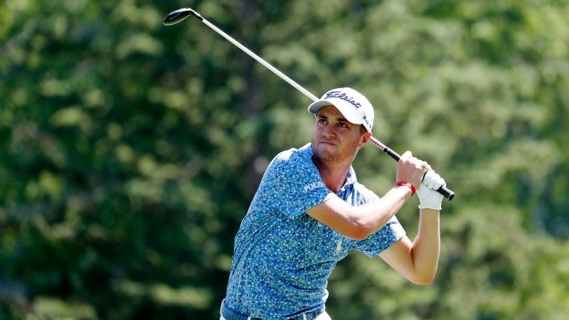 Sobel: Expect Justin Thomas to Convert Another 54-Hole Lead article feature image