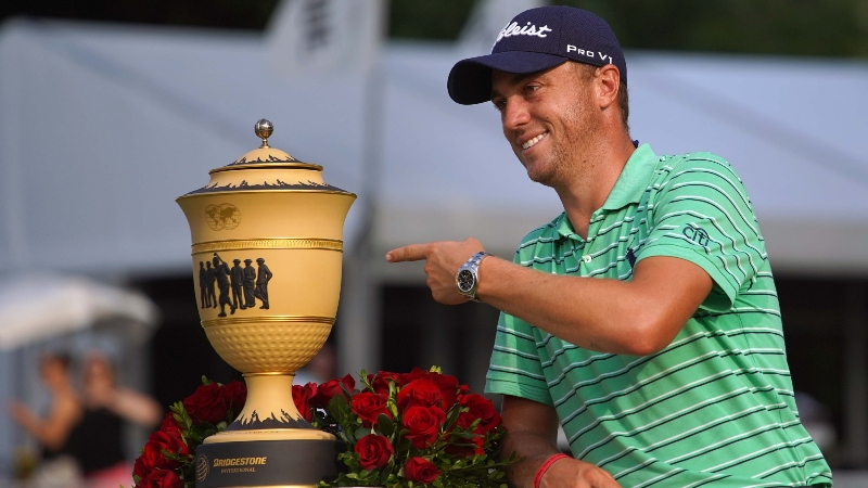 Sobel: Surging Justin Thomas Rightfully Among PGA Championship Favorites article feature image