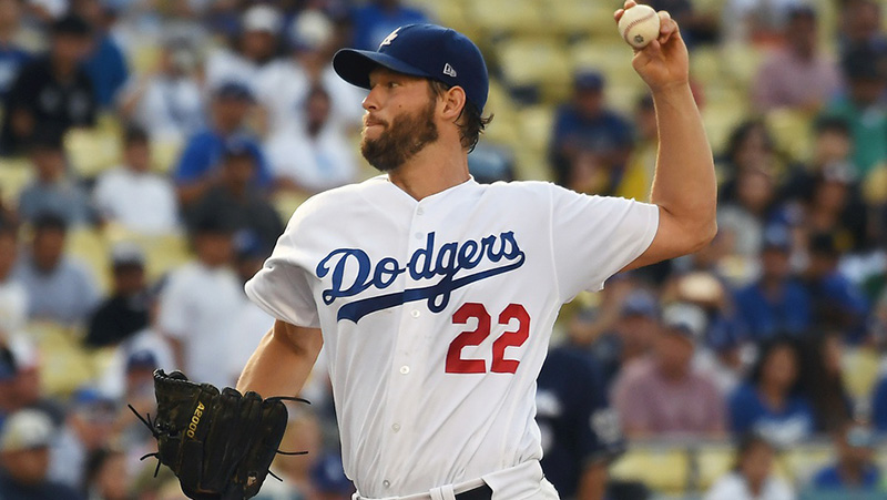 Dodgers-A's Betting Preview: Kershaw In A Rare Value Spot Against Oakland article feature image