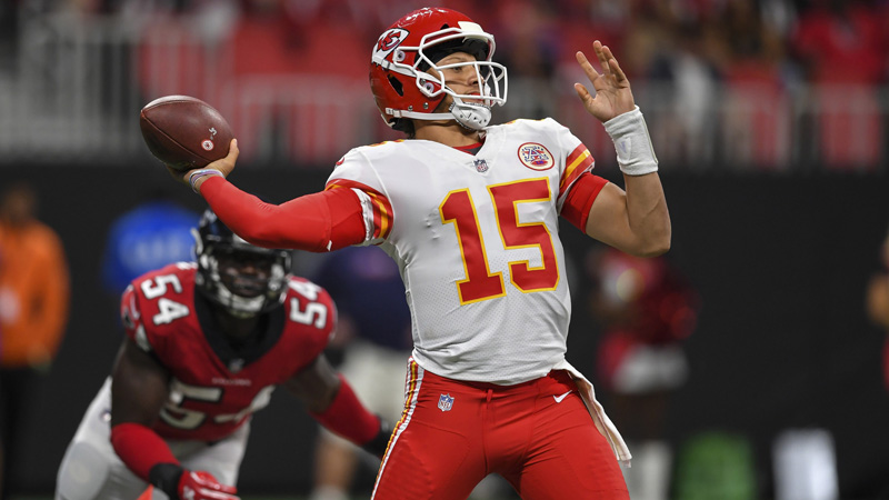 NFL Preseason Week 3 Betting: Chiefs-Bears Over/Under Flirting with History article feature image