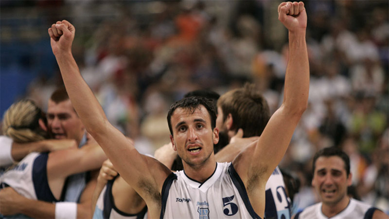 Perez: A Tribute to Manu Ginobili, the NBA's Most Memorable Improv Act article feature image