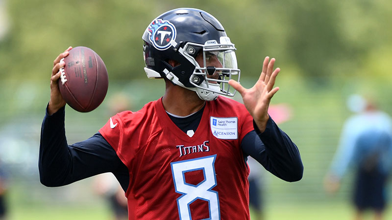 Titans vs. Packers Preseason Betting Odds: Watch for Tennessee's Scheme Changes article feature image
