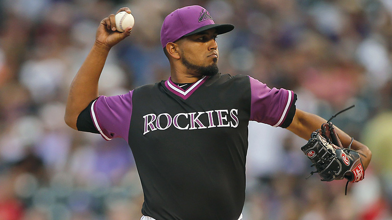 Thursday's MLB Over/Under: Will Marquez Keep Rolling Against the Padres? article feature image