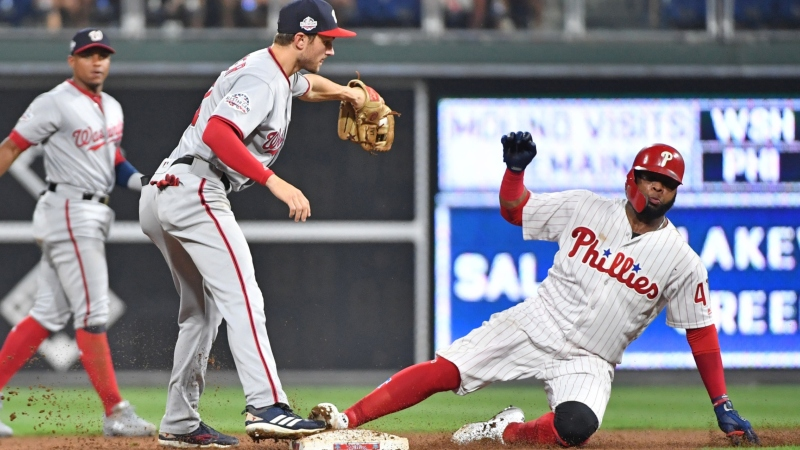 Tuesday Sharp Report: Pros Betting Nationals-Phillies, Two Other Games article feature image