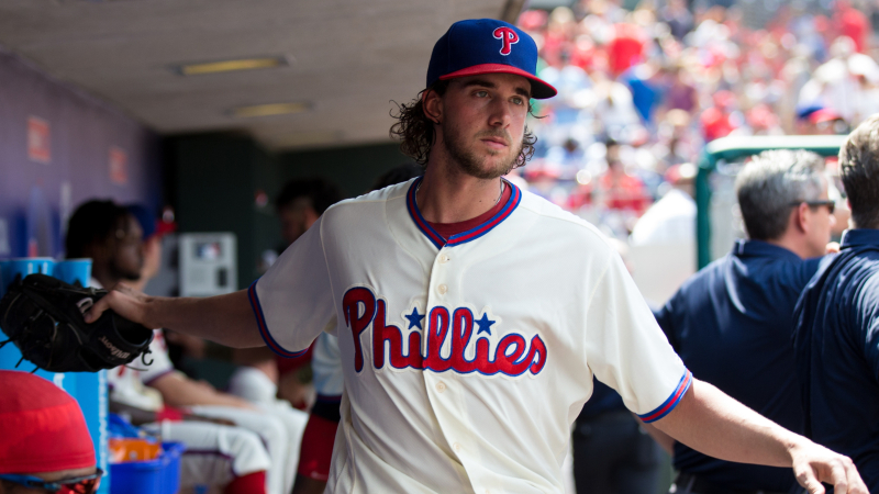 Phillies, Indians Lead Saturday's Most Popular MLB Bets article feature image