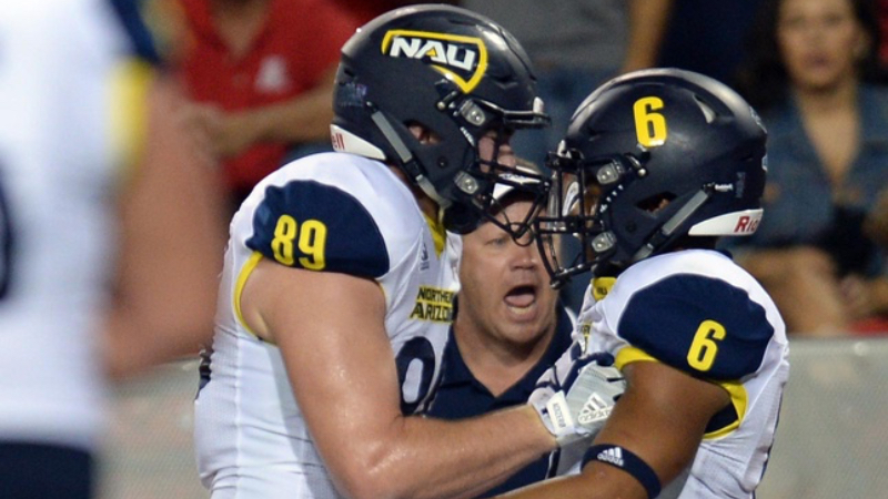 The Fascinating Betting History of FCS Road Favorites Against FBS Schools article feature image