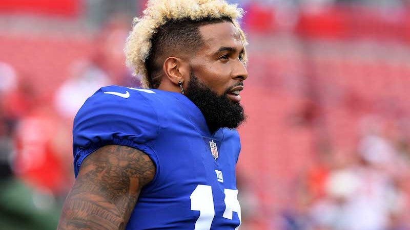 2018 New York Giants Betting Odds & Season Preview: Beckham the Key to Playoffs article feature image