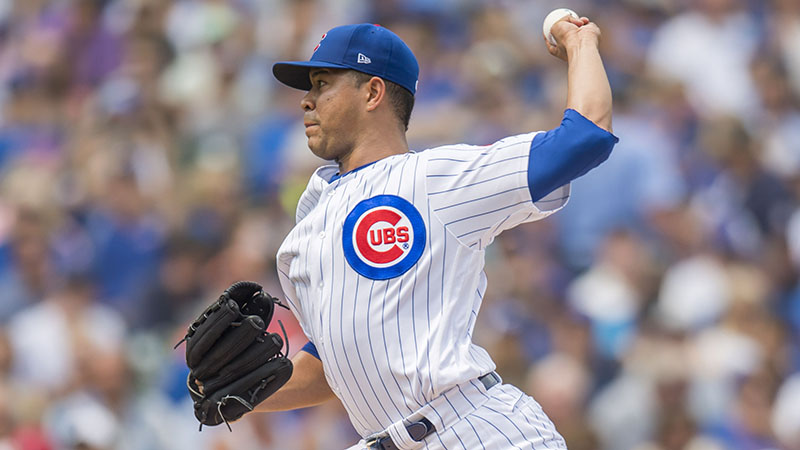 Sunday's MLB Over/Under: Will 'Under' Sweep Cubs-Pirates Series? article feature image