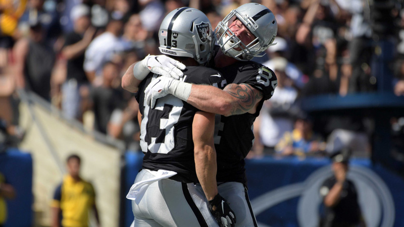 NFL Preseason Week 3: Packers-Raiders Point Spread Largest in Four Years article feature image