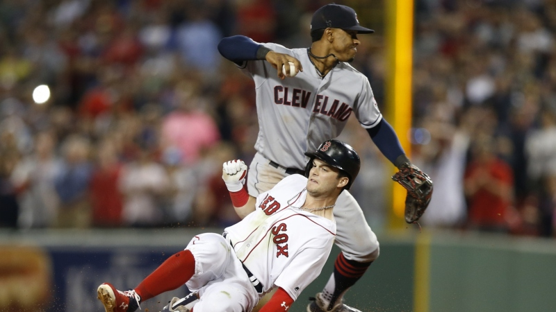 Tuesday Sharp Report: Pros Betting Indians-Red Sox, Four Other Games article feature image