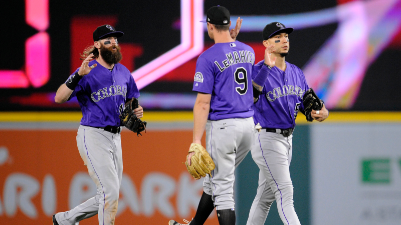 Rockies, Yankees Most Popular Teams Among MLB Bettors Thursday article feature image