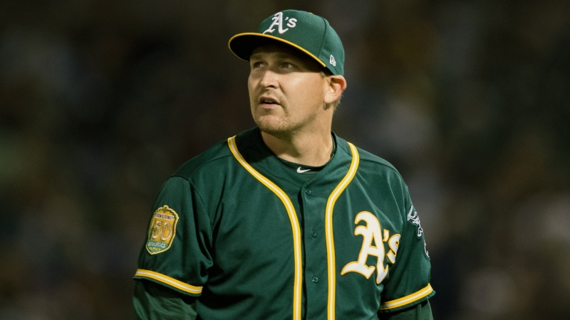 A's-Astros Betting Preview: Cahill's Splits Can't Be Ignored article feature image