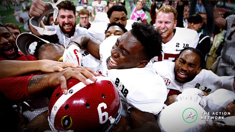 8 College Football Betting Tips for a Profitable 2019 Season article feature image