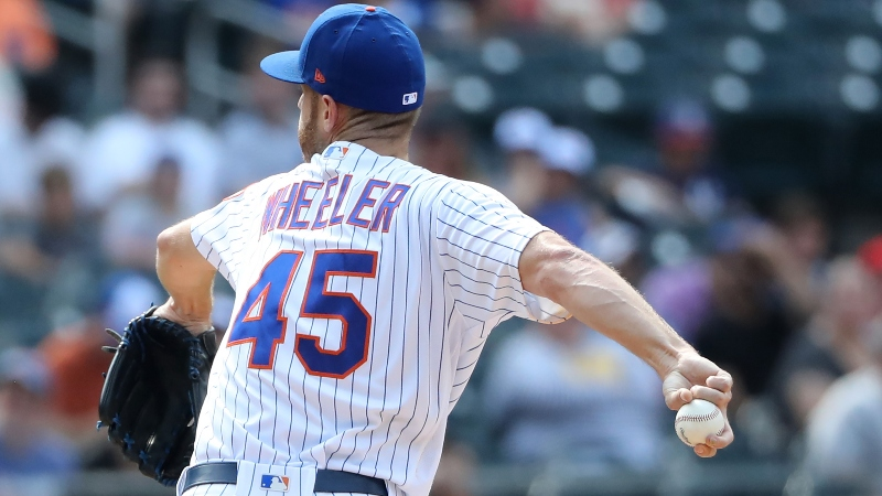 Friday's MLB Over/Under: Wheeler Seeks to Continue Second-Half Surge article feature image