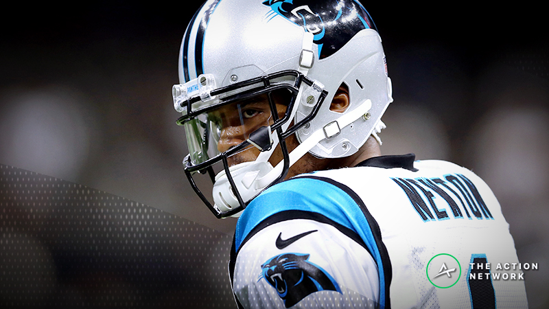 Seahawks-Panthers Betting Preview: Will Carolina Bounce Back at Home? article feature image