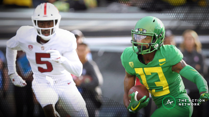 Oregon Bettors Suffer Brutal Beat Thanks to Late Fumble, Overturned TD article feature image